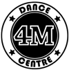 4M Dance Centre Main Logo